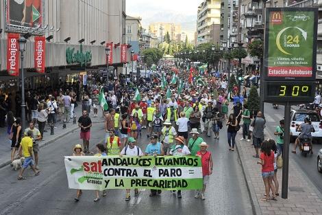 Marcha Obrera El Mundo