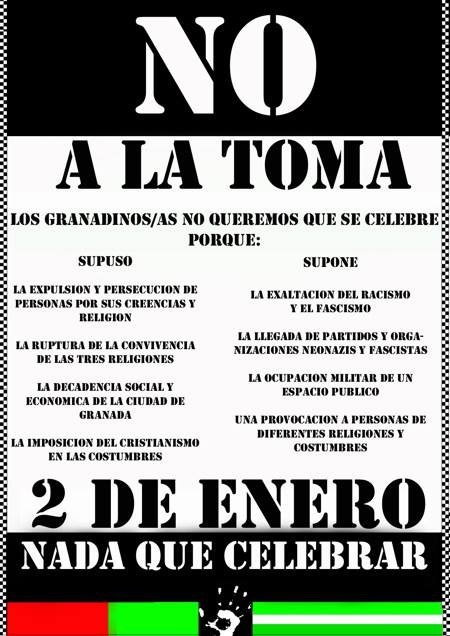 NO A LA TOMA