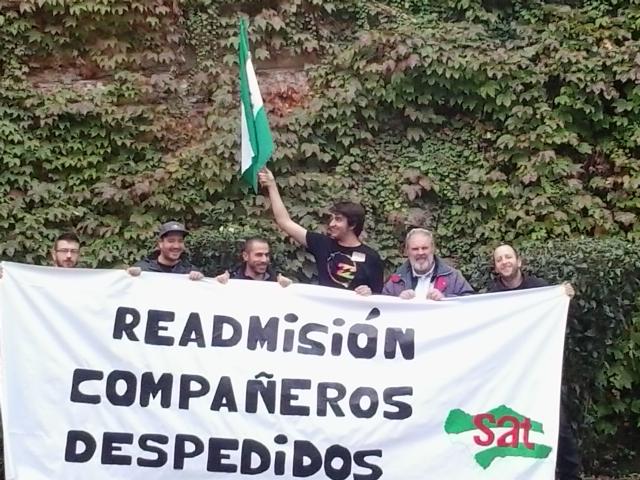 Comida Popular en apoyo a la lucha en Jardines Alberto. Domingo 30,13:30