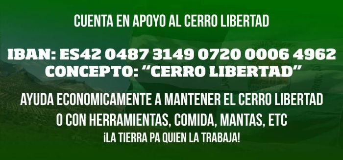 Cerro Libertad: el 23 de junio tenemosjuicio.