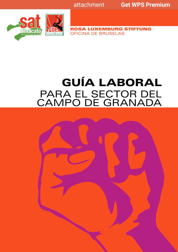 El SAT presenta su Guía Laboral para el sector delCampo.