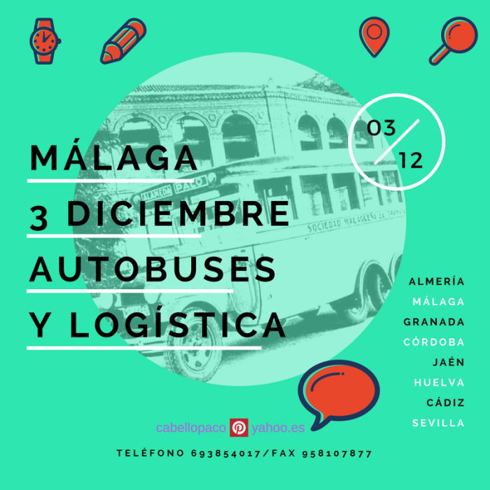 Autobuses Málaga