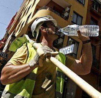 Construcción: jornada laboral de verano (2 de julio a 17 deagosto).