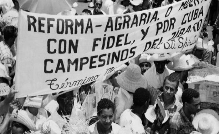 Reforma Agraria y América Latina y Europa. Martes 26 de Junio a las18:00