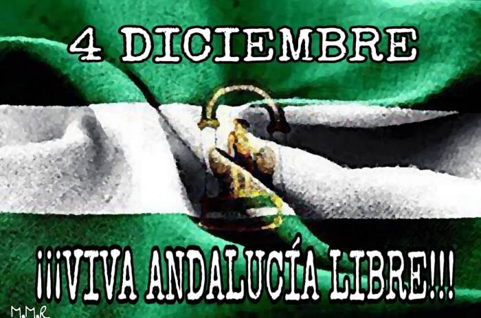 Actos para el 4 de diciembre,  Día Nacional deAndalucía