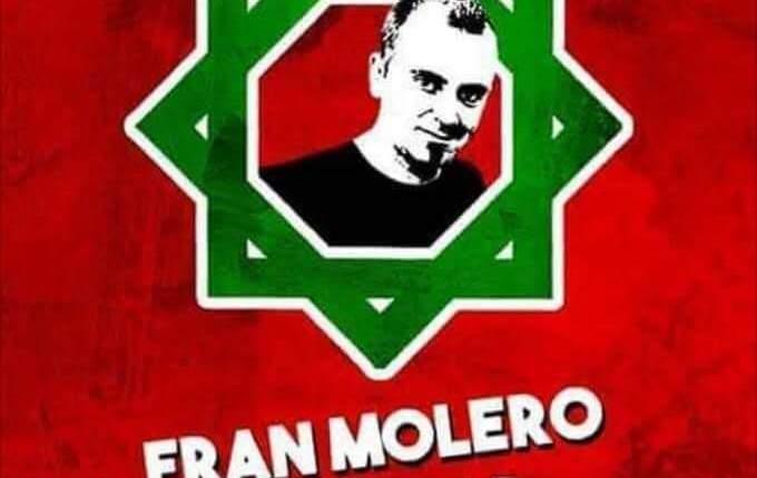Acto en Motril en Solidaridad con FranMolero.