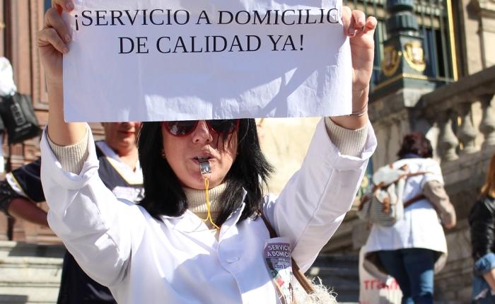 AYUDA A DOMICILIO.Condenado el Ayuntamiento deChimeneas.