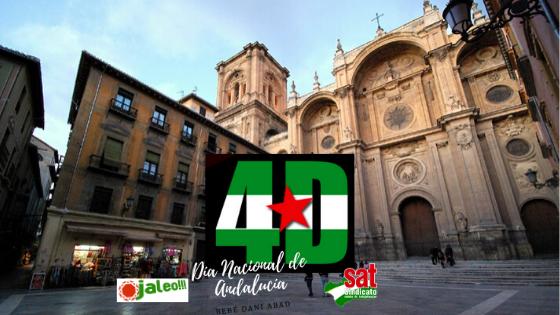 Acto Público por el 4D en Granada el 17 de  noviembre. (Soberanía y justiciasocial).