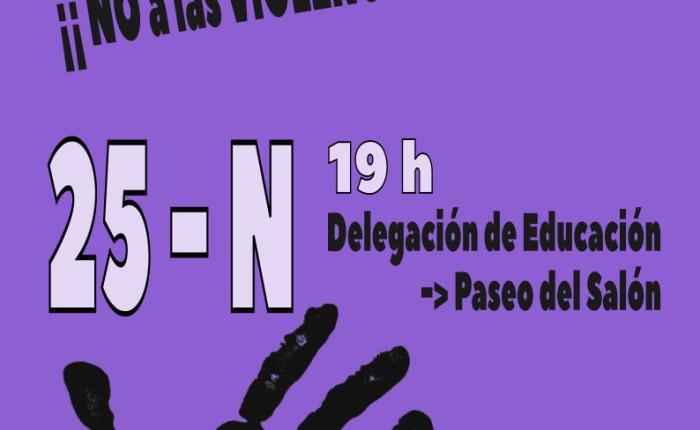 25 N Manifestaciónfeminista.