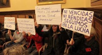El TSJA vuelve a dar la razón a la delegada del SAT en el Ayuntamiento de FuenteVaqueros.