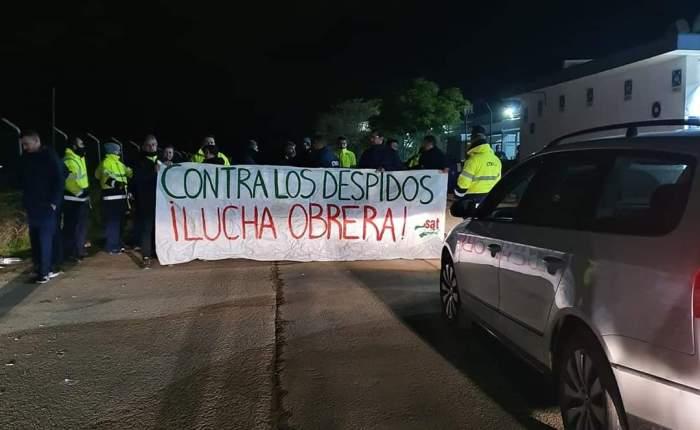 COMUNICADO DE APOYO DEL SAT DE GRANADA A LOS TRABAJADORES DESPEDIDOS EN LTK – Alestis DESEVILLA.