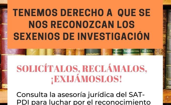UGR: Campaña por el reconocimiento de derechos laborales de losPDI.