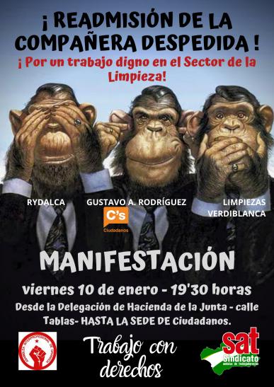 Manifestación 10 de enero(1)