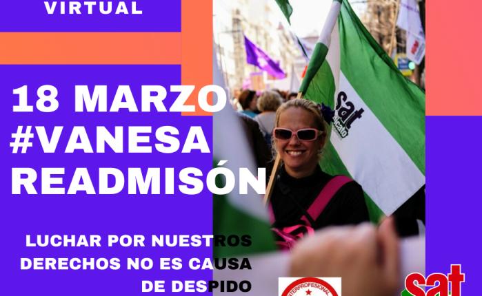 #VanesaReadmisión #GustavoAdolfoDimisión