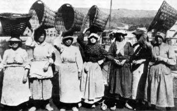 mujeres obreras