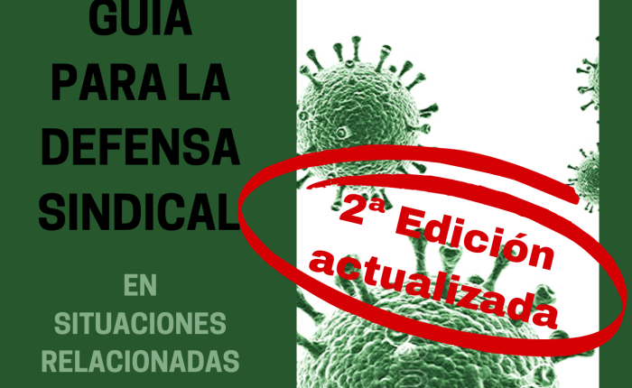 GUÍA DE DEFENSA SINDICAL (2ª edición)