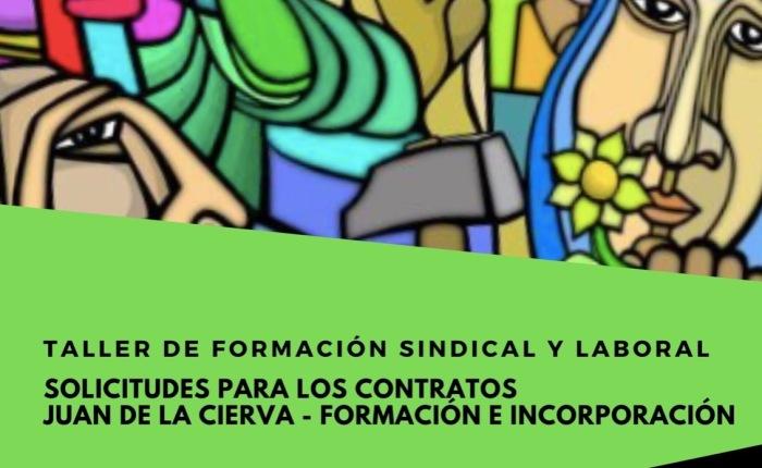 Vídeo del Taller Virtual  sobre el contrato posdoctoral Juan de la Cierva- Formación e Incorporación.SAT-PDI