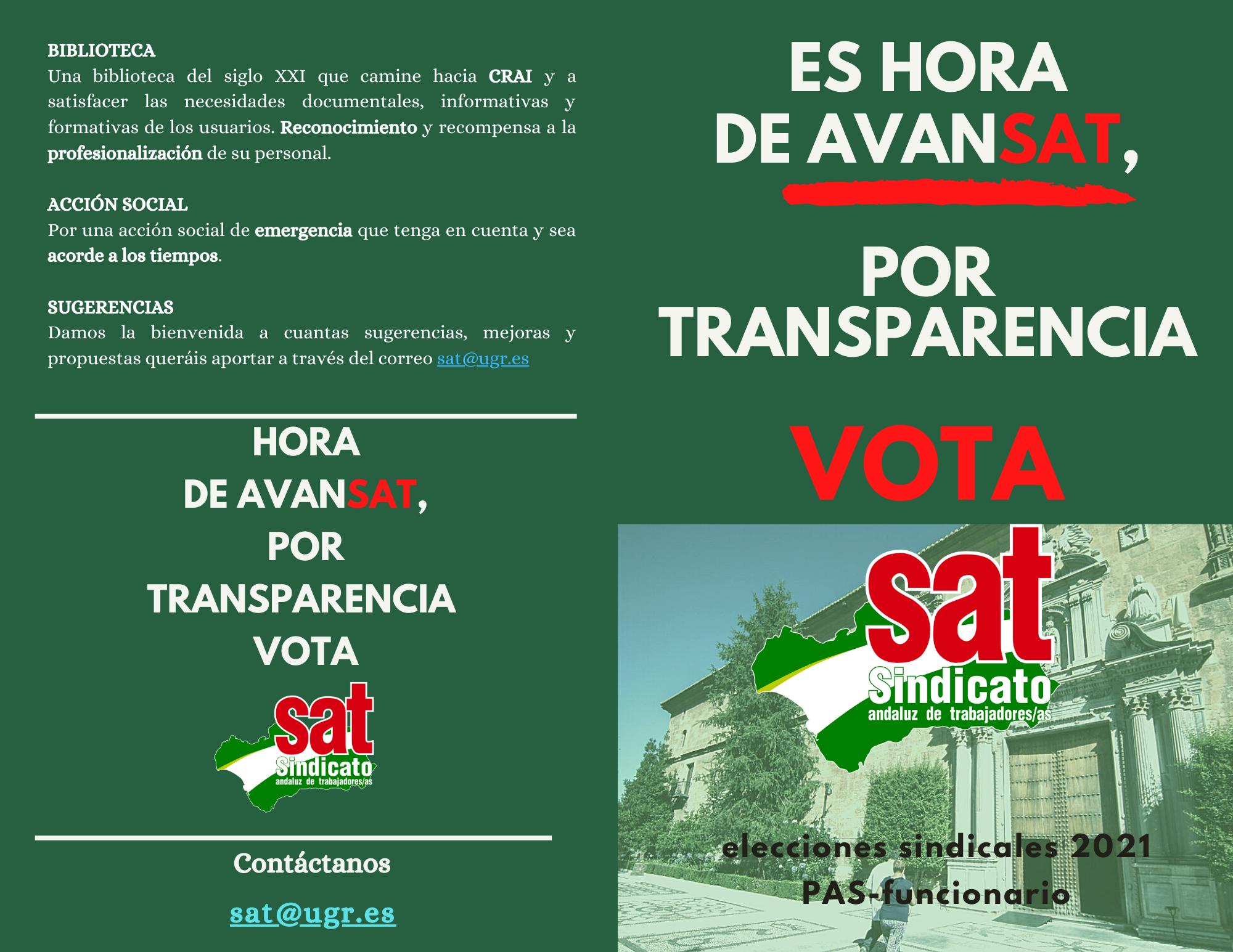elecciones-sindicales-2021-pas-funcionario.