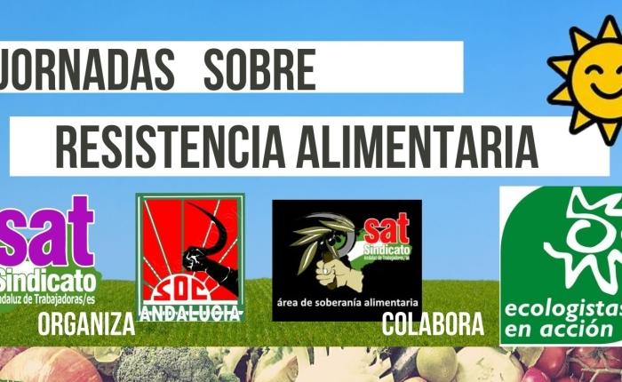 """""""RESISTENCIA ALIMENTARIA"""", Curso On Line sobre soberaníaalimentaria."""