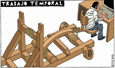 Otro fiasco: Plan de Choque para reducir la temporalidad en el empleopúblico.