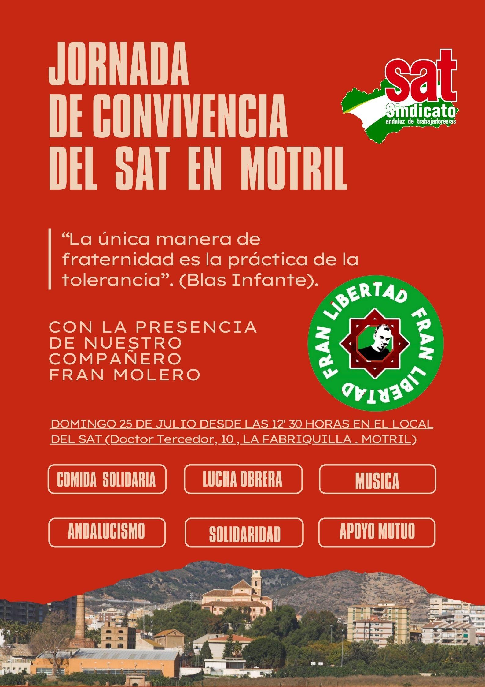 JORNADA DE CONVIVENCIA DEL EN MOTRIL