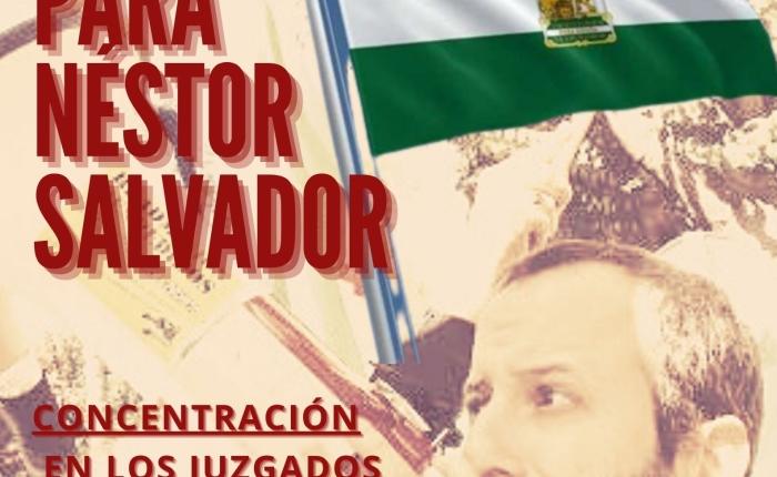 """Entrevista a Néstor Salvador del SAT (Extraído de """"BLOQUE DELESTE"""")"""
