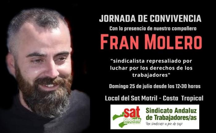 25 de julio JORNADA DE CONVIVENCIA del SAT deMotril.