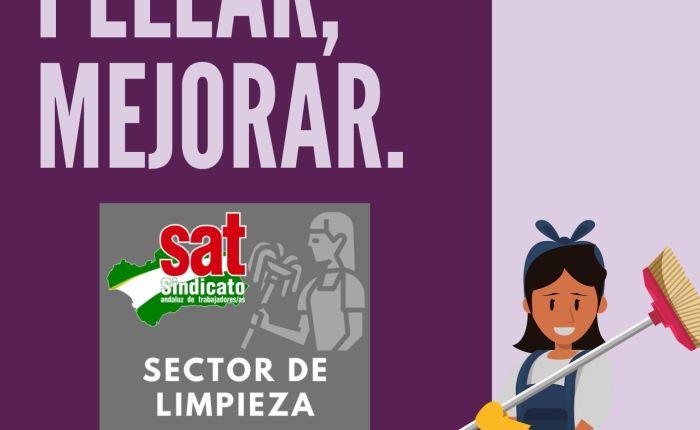 SECTOR DE LIMPIEZA. SATGRANADA
