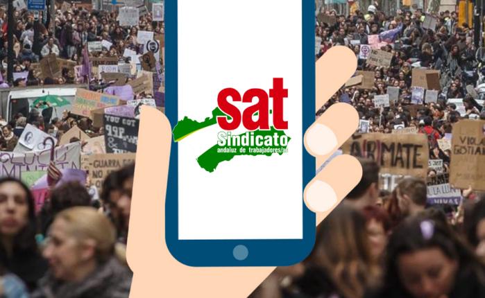 La App para móvil SAT Granada, seactualiza.