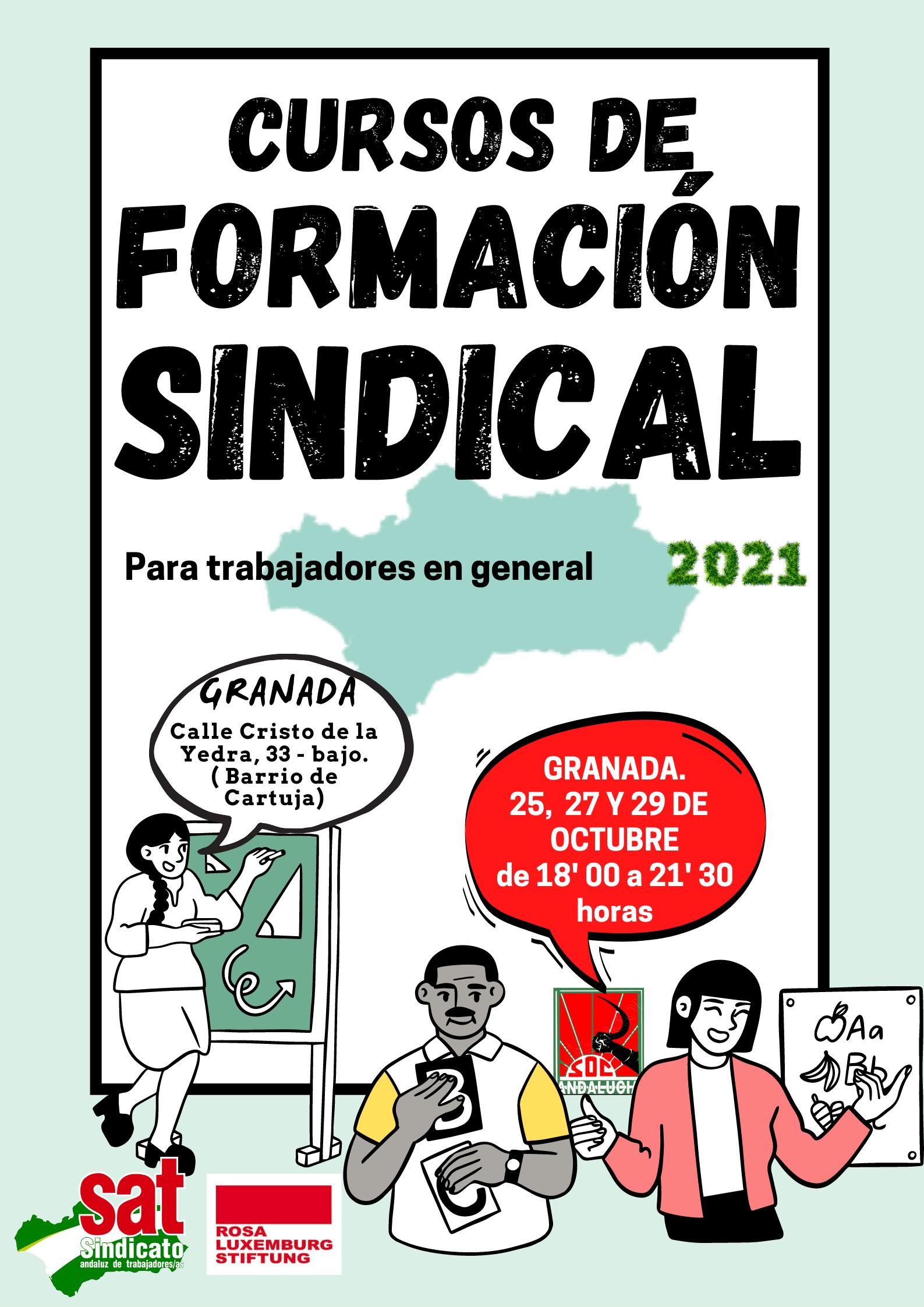 Cursos de Granada 2021